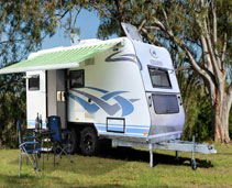 Campers and Travel Trailers