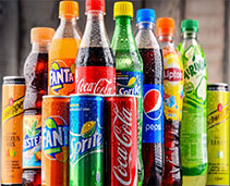 Soda and Non-Alcoholic Beverages
