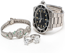 Jewelery and Watches