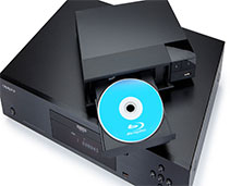 Blu-ray Players and Recorders