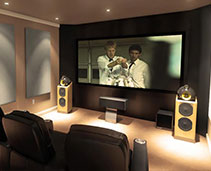 Home Audio and Theater
