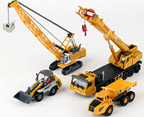 Diecast and Toy Vehicles
