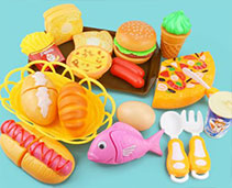 Fast Food and Cereal Toys