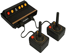 Vintage Systems and Games