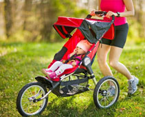 Strollers and Accessories